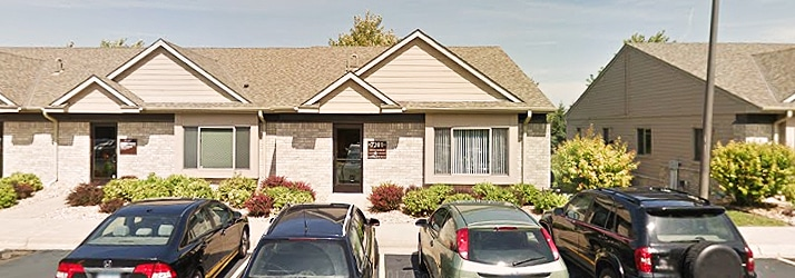 Chiropractic Maple Grove MN office building